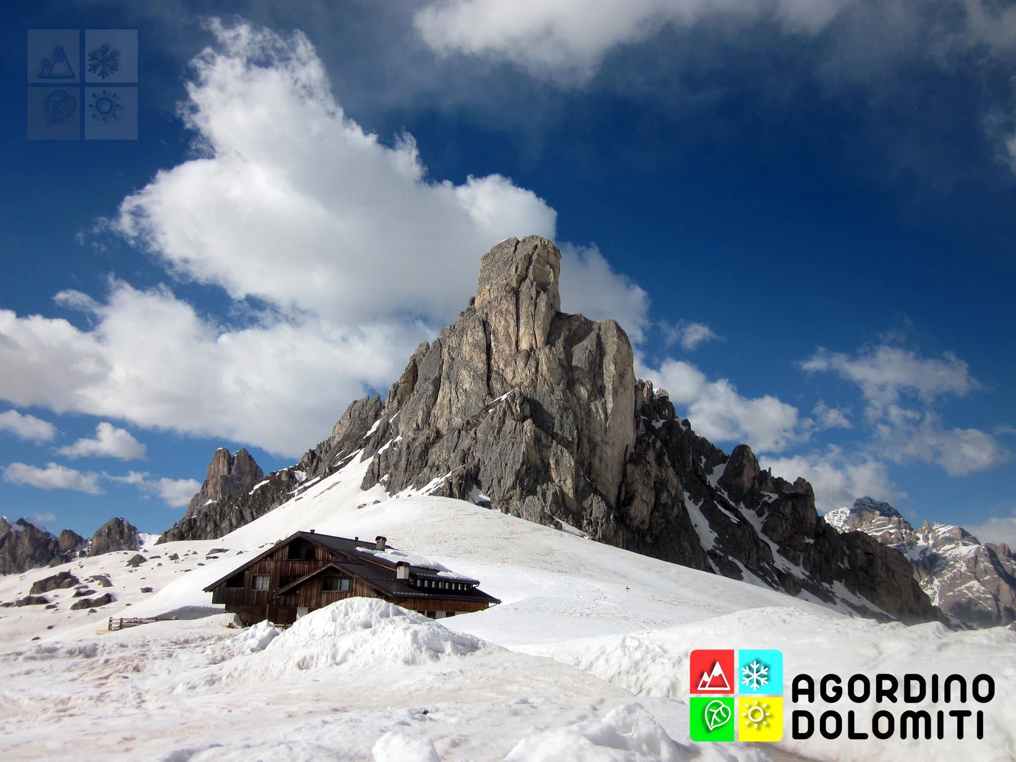Lavoro Agile nelle Dolomiti UNESCO