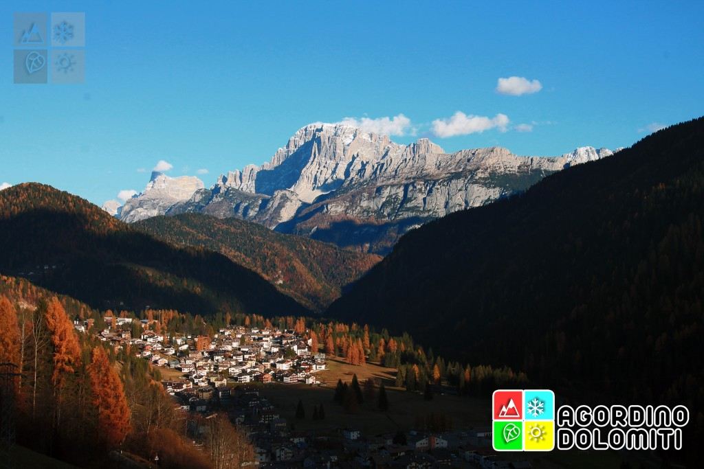 Falcade in the Dolomites UNESCO