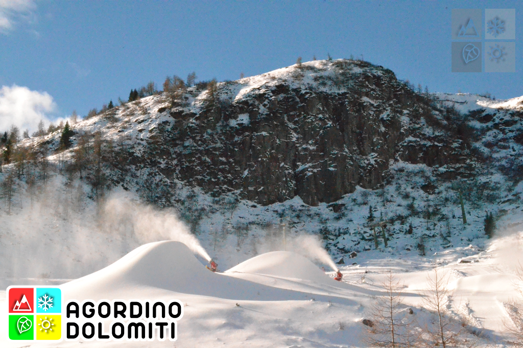 Sciare nel Dolomiti Superski | Sci Alpino in Agordino