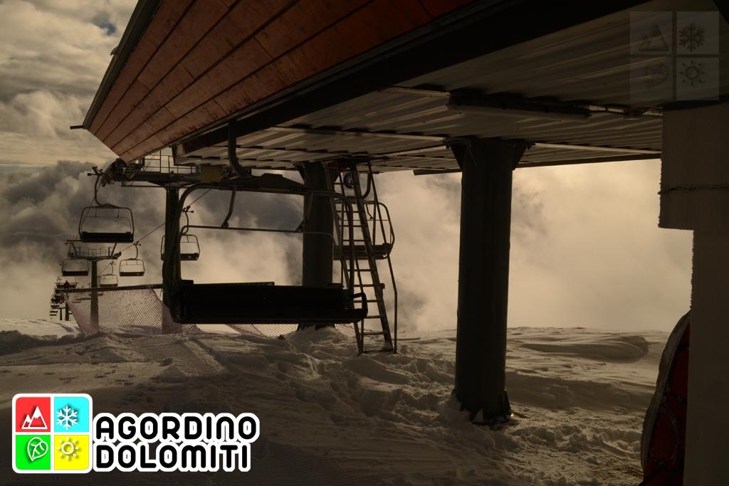 Sciare in Agordino Cuore delle Dolomiti
