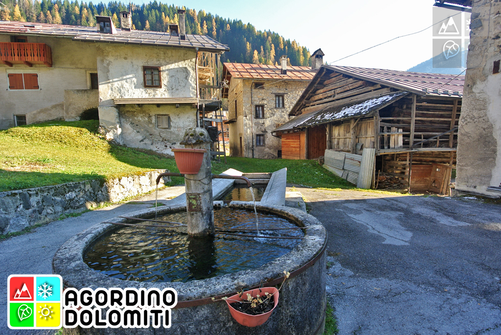 Vallada Agordina Dolomiti