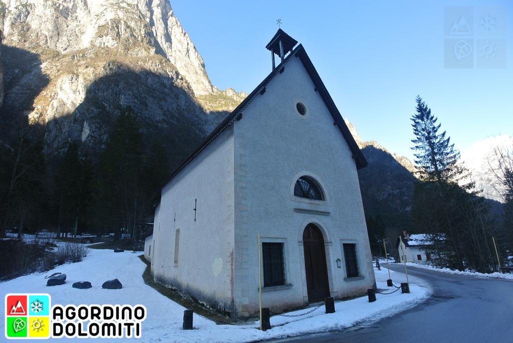 Chiesa di San Lucano Taibon Agordino