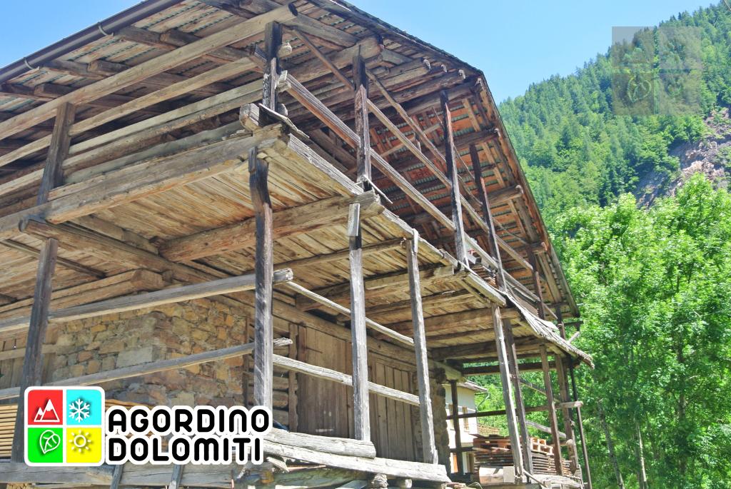 Tabià delle Dolomiti | Val Biois | Canale d'Agordo