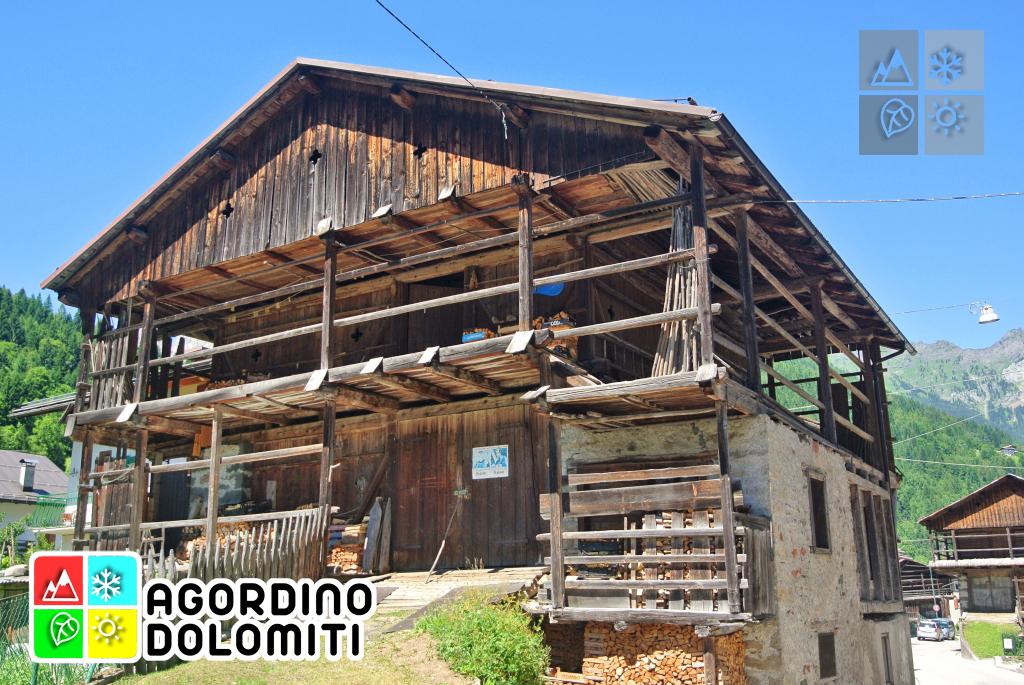 Tabià della Val Biois | Canale d'Agordo | Dolomiti
