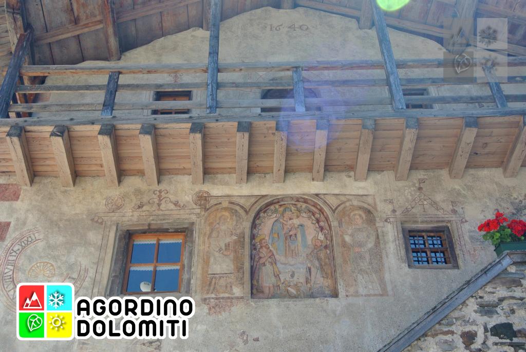 Casa Delle Regole | Canale d'Agordo | Val Biois | Agordino | Belluno, Veneto | Dolomiti UNESCO
