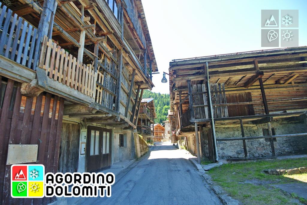 Tabià delle Dolomiti | Canale d'Agordo | Val Biois