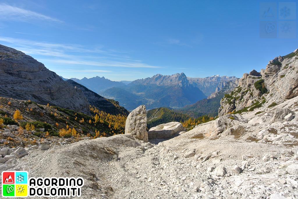 La Valle Agordina escursioni nelle Dolomiti