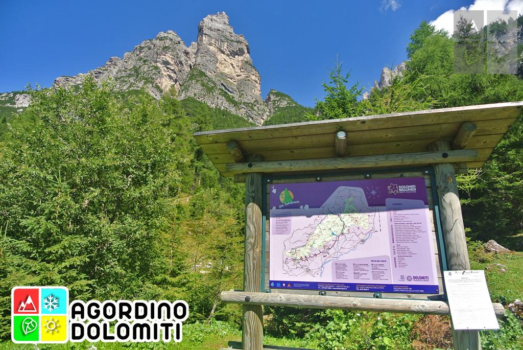 La Valle Agordina escursioni e sport