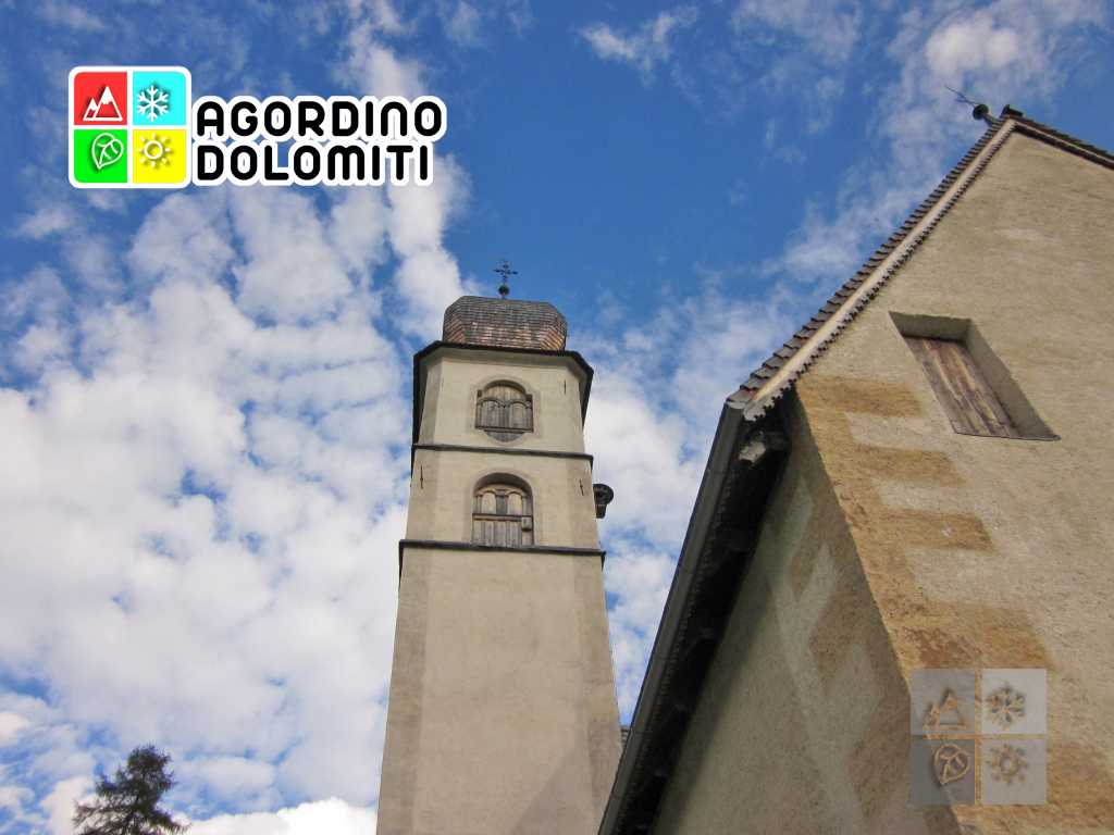 Chiesa di Santa Fosca Dolomiti