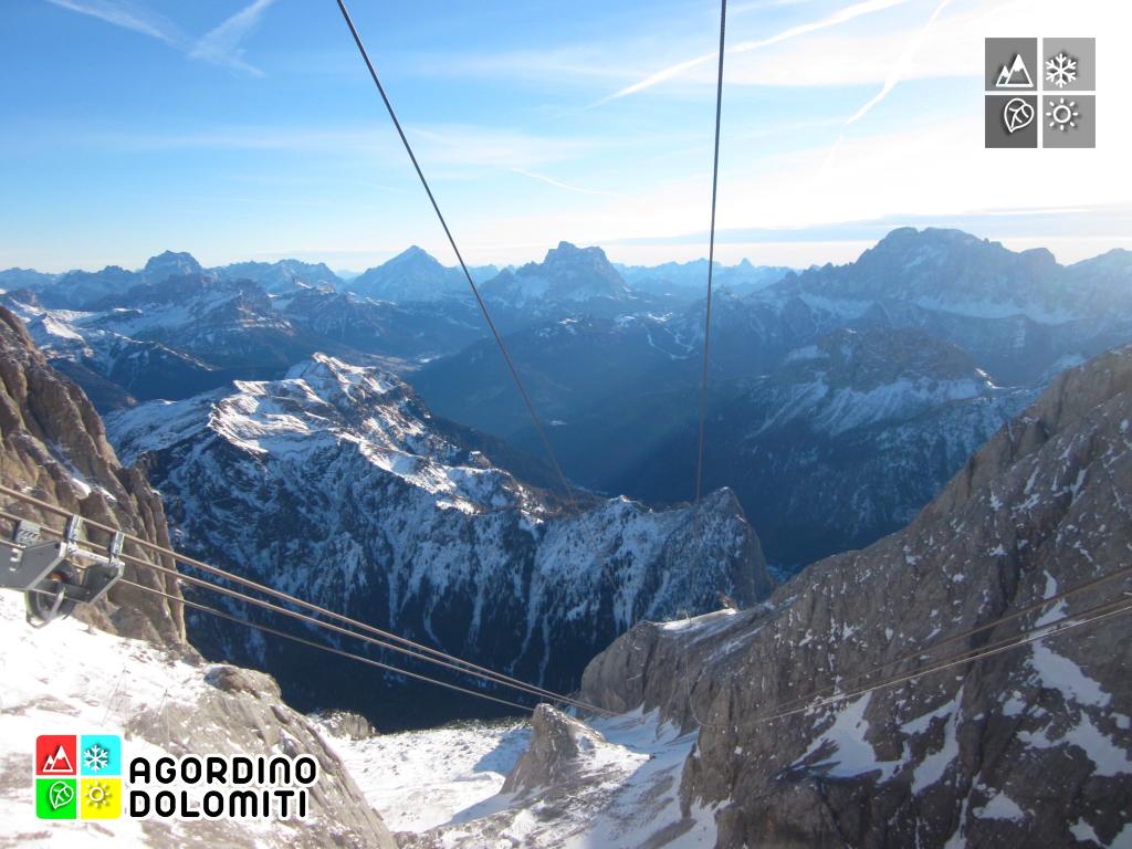 Marmolada Sci Alpino Dolomiti