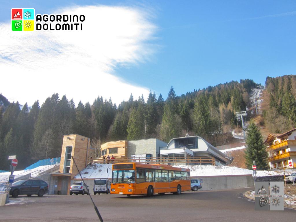 La nuova cabinovia Falcade - Le Buse