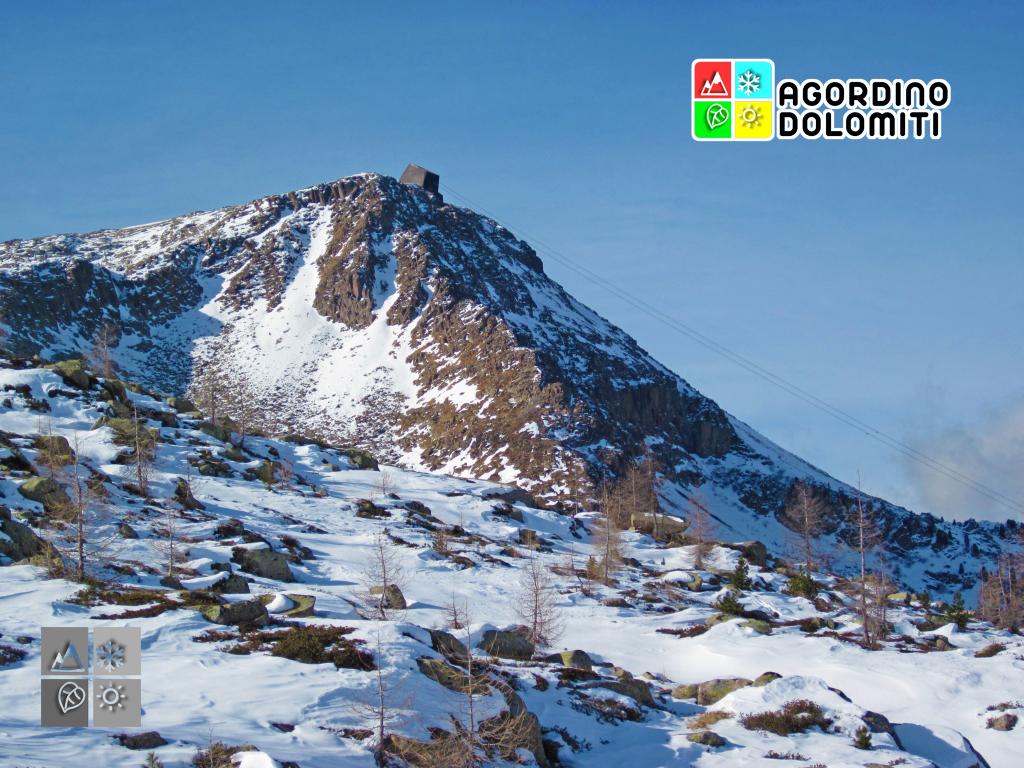 Sciare a Falcade Passo San Pellegrino