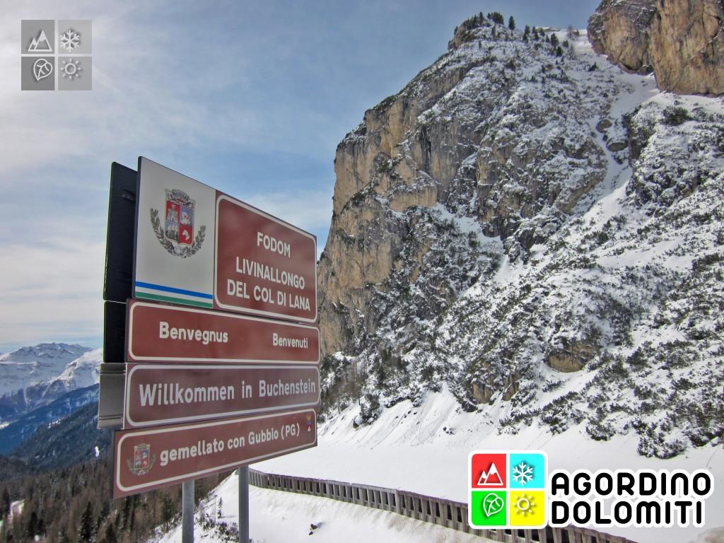 Passo Falzarego Dolomiti