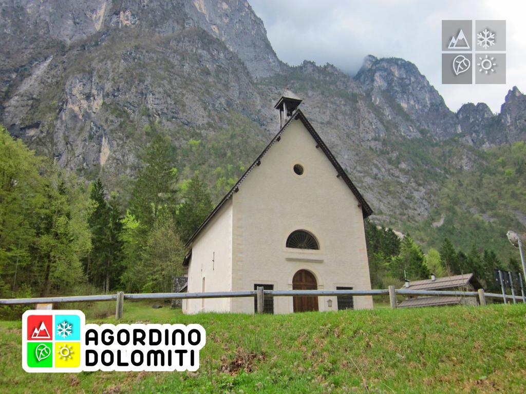 Chiesa di San Lucano Dolomiti