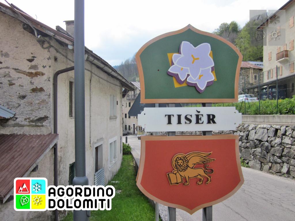 La frazione di Tiser