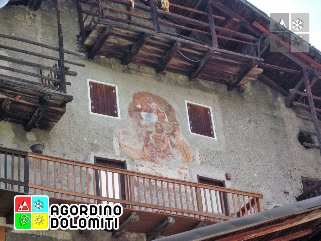 Vaticano San Tomaso Agordino Dolomiti