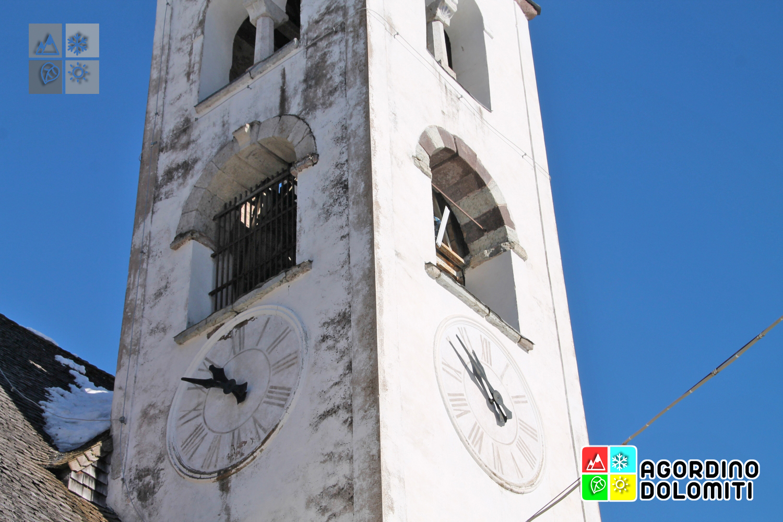 Chiesa di San Sebastiano a Falcade