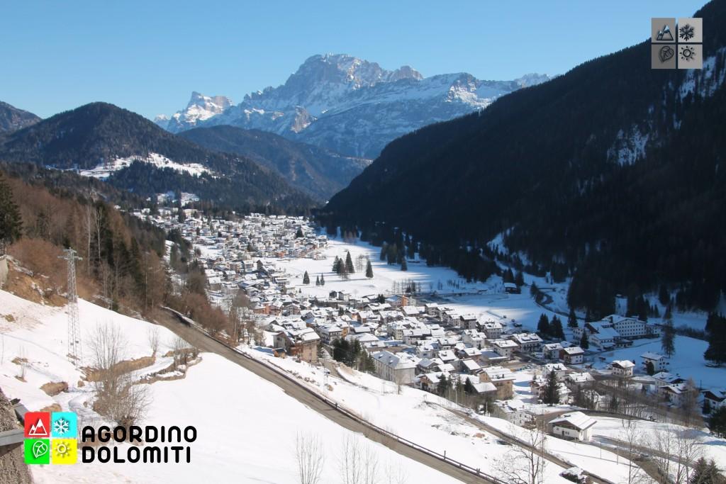 Falcade Dolomites UNESCO