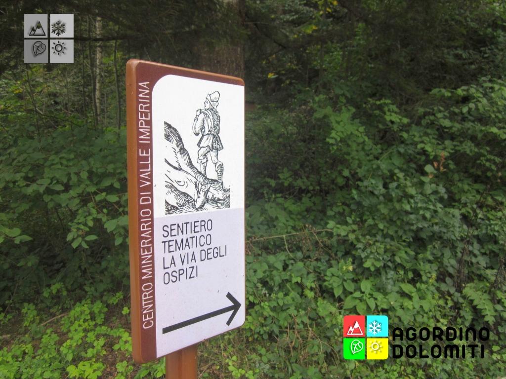 Val Imperina - Miniere delle Dolomiti