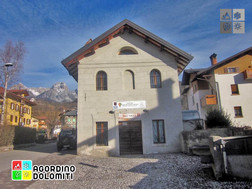Museo Mineralogico e Paleontologico di Agordino