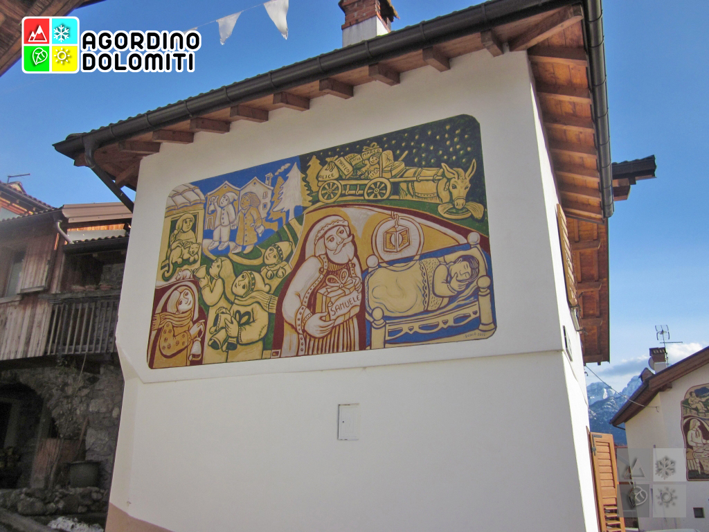 Graffiti Agordo
