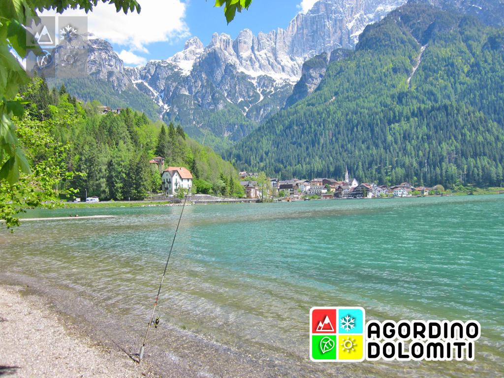 Pescare in Agordino