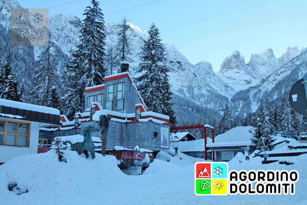 Museo Murer a Falcade, Dolomiti