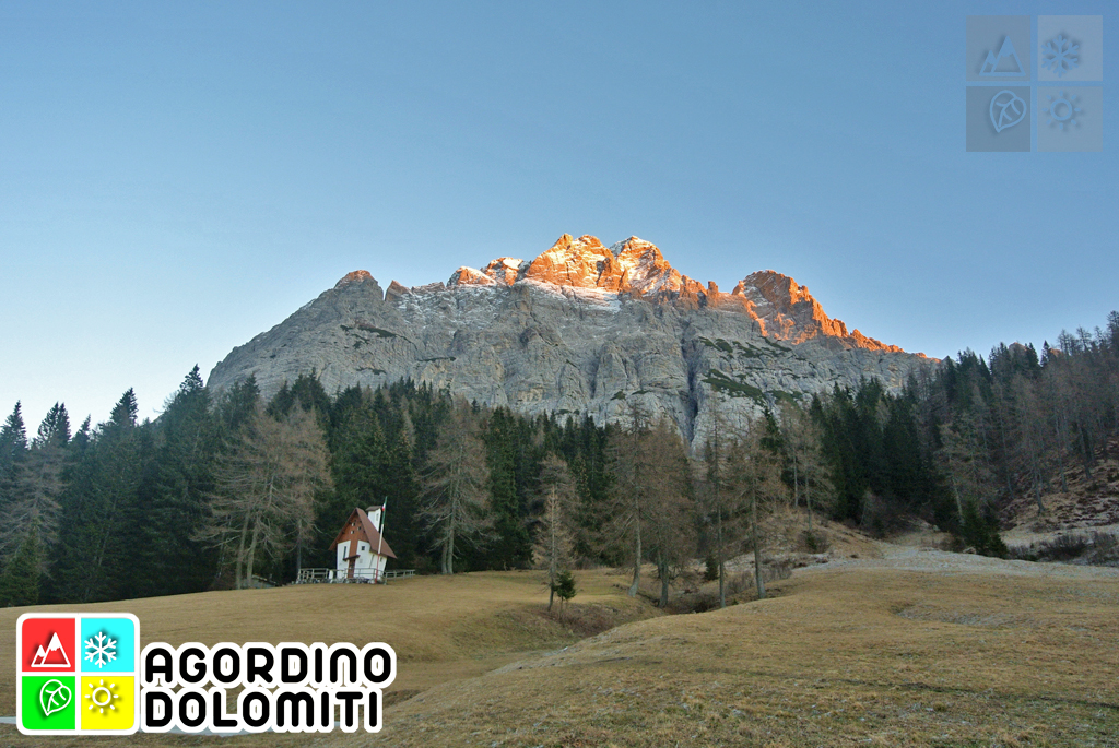 Enrosadira Dolomiti