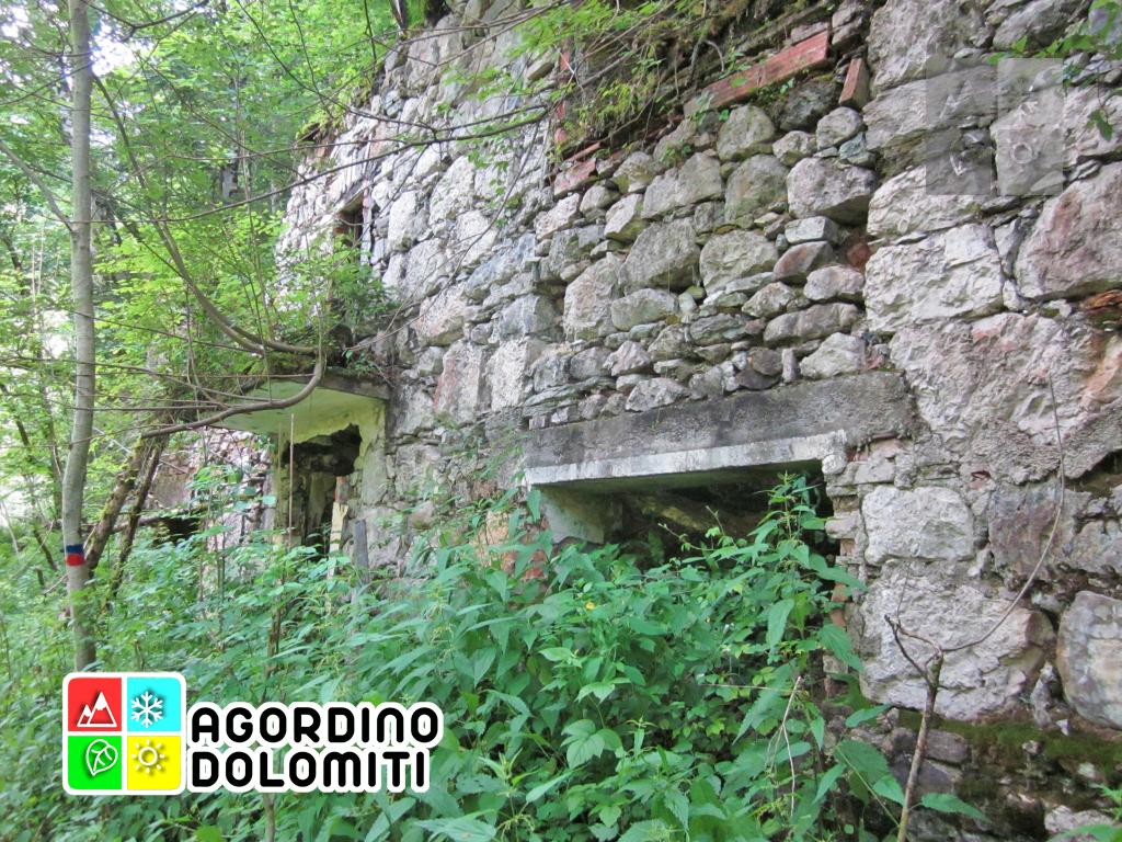 I Forni Fusori a Macatoch nel Centro Minerario di Vallalta