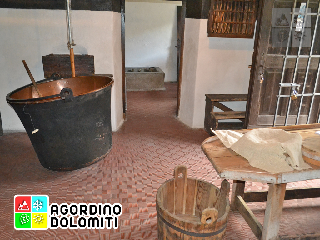 Museo della Latteria di Feder (Canale d'Agordo) - Dolomiti