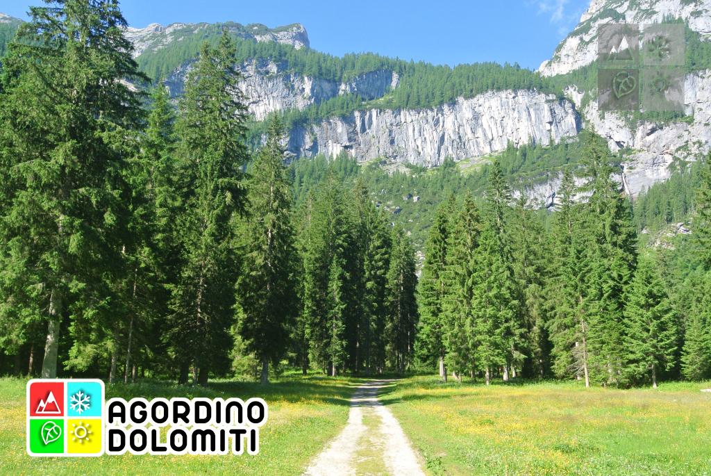 Pian delle Giare | Valle di Gares | Dolomiti UNESCO