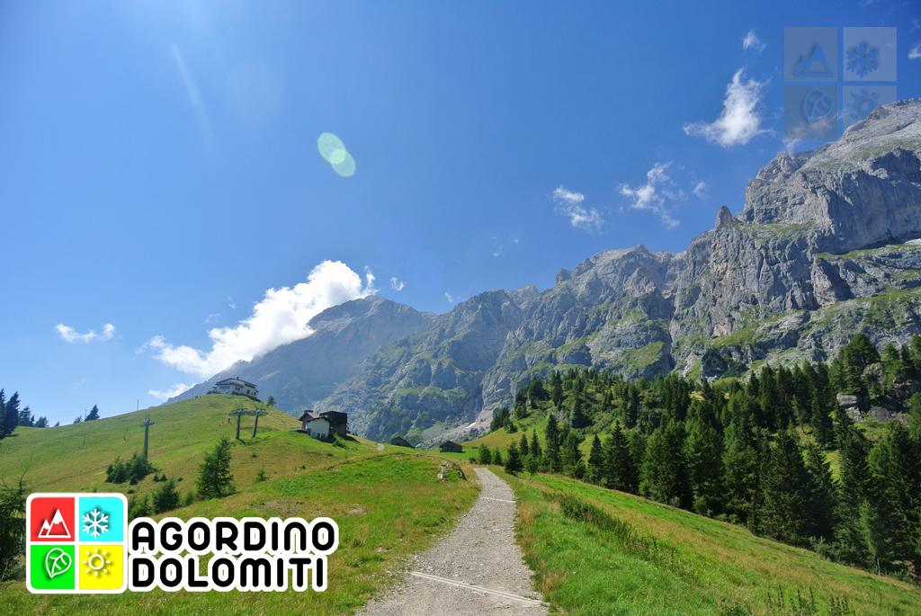 Rifugio Scarpa Agordino Dolomiti