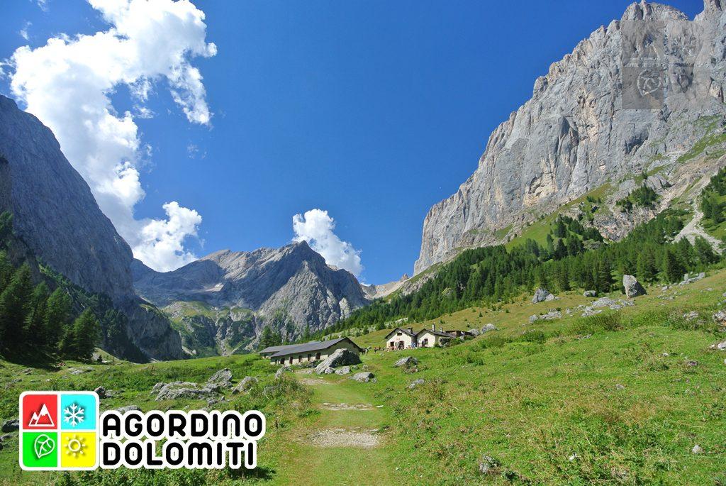 Valle Ombretta Marmolada