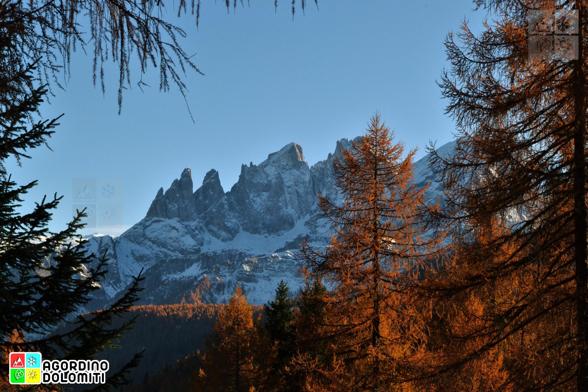 Passeggiate Autunnali nelle Dolomiti