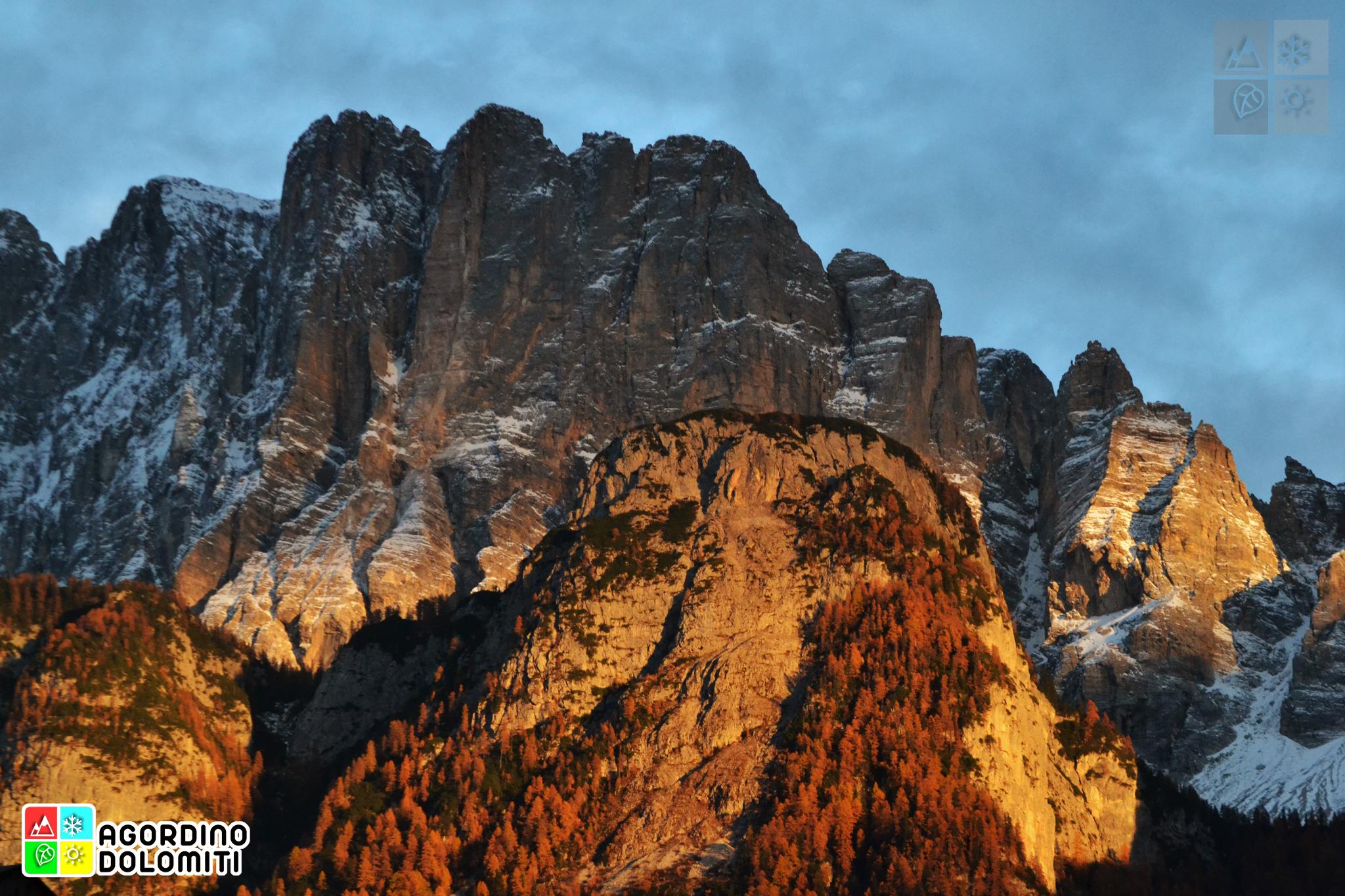Civetta Agordino Dolomiti UNESCO