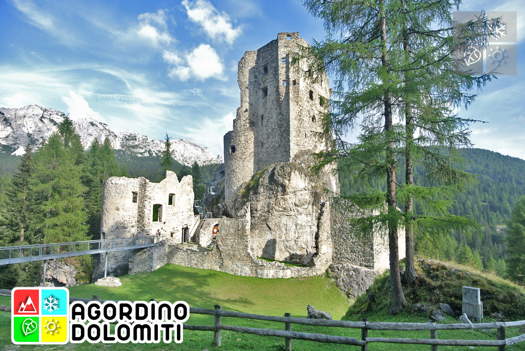 Castello di Andraz (Schloss Buchenstein)