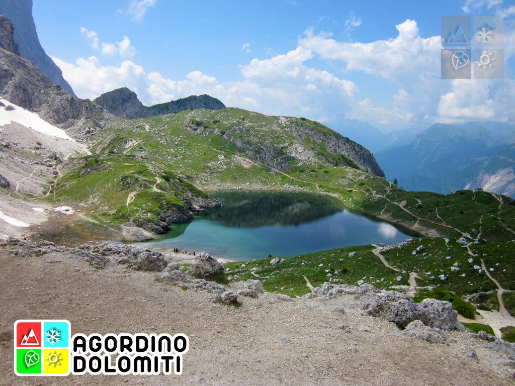 Val Cordevole nelle Dolomiti