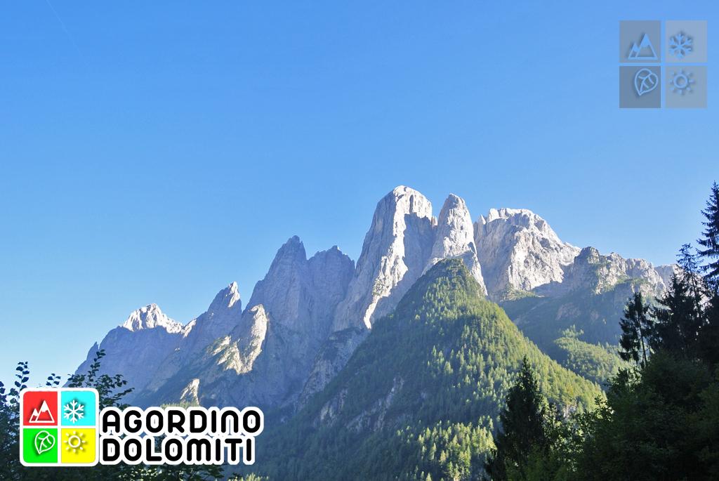 Monte Agner Valle di San Lucano