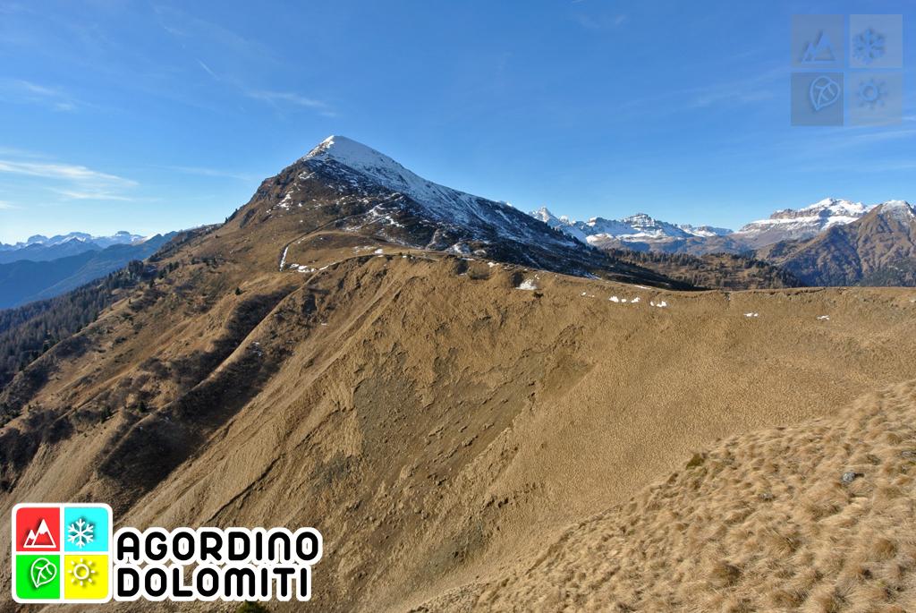 Monte Pore nelle Dolomiti UNESCO