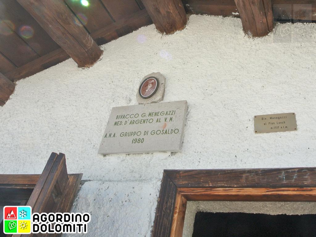 Bivacco Menegazzi Pale di San Martino