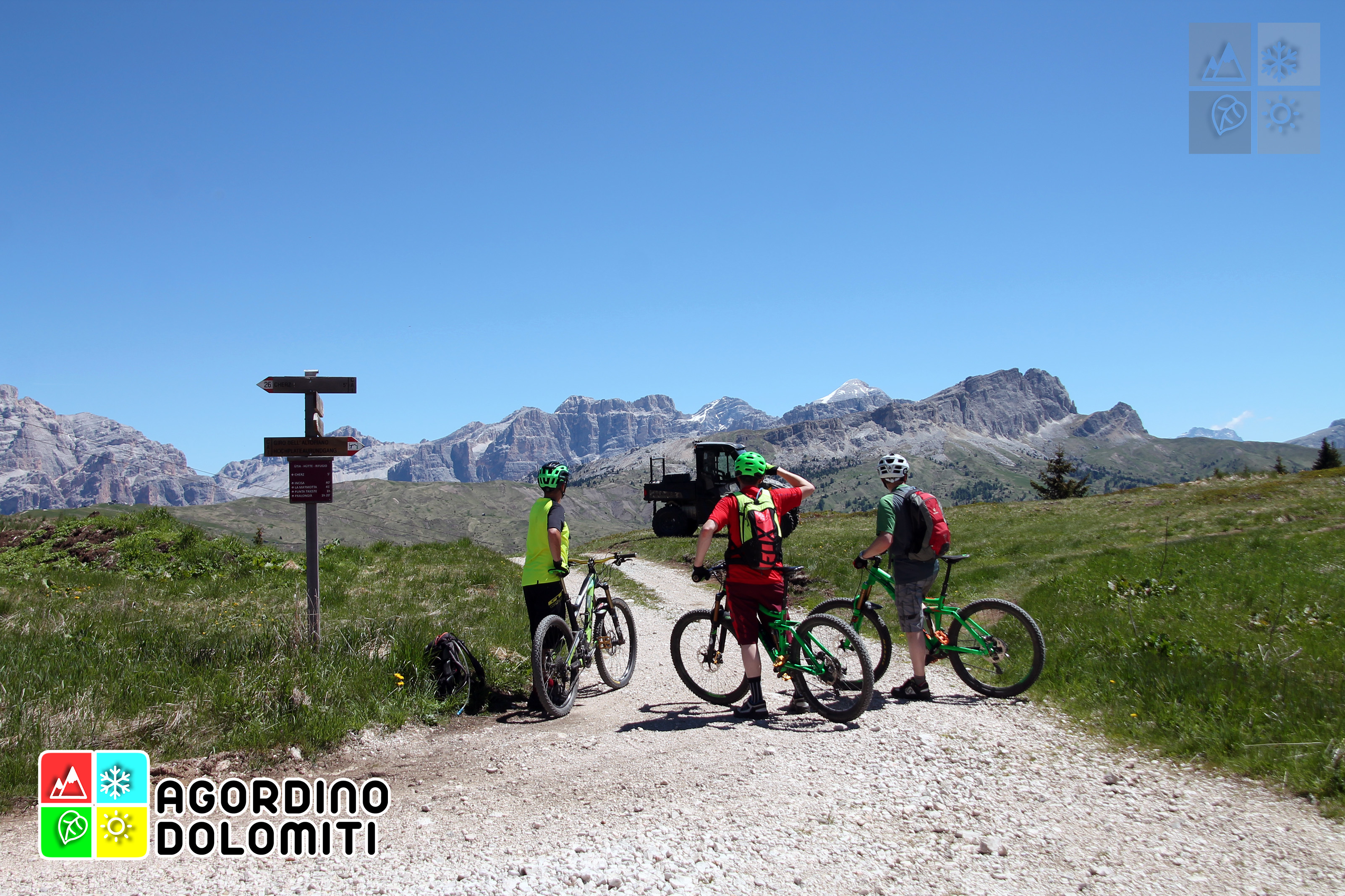 Arabba Marmolada Mountain Bike