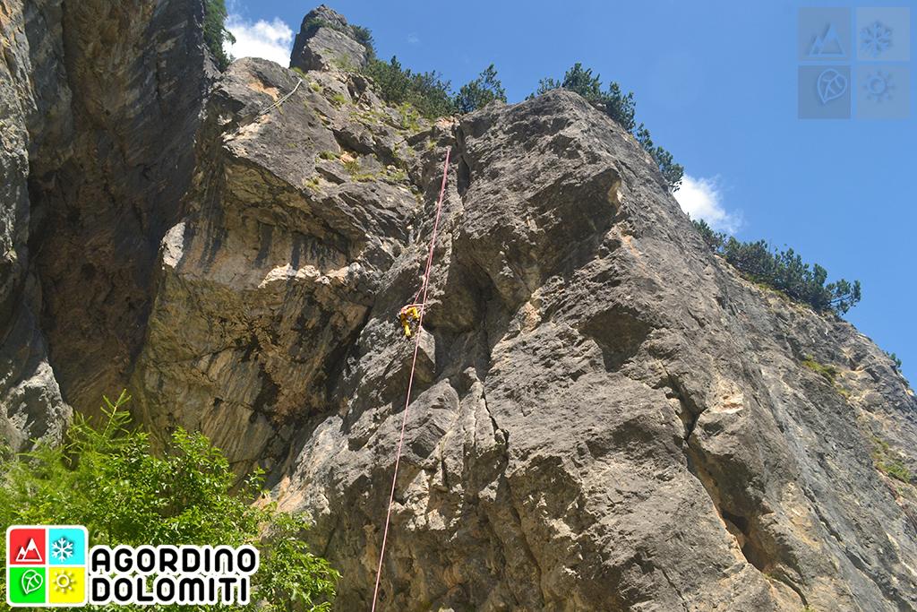 Arrampicata Sportiva in Agordino