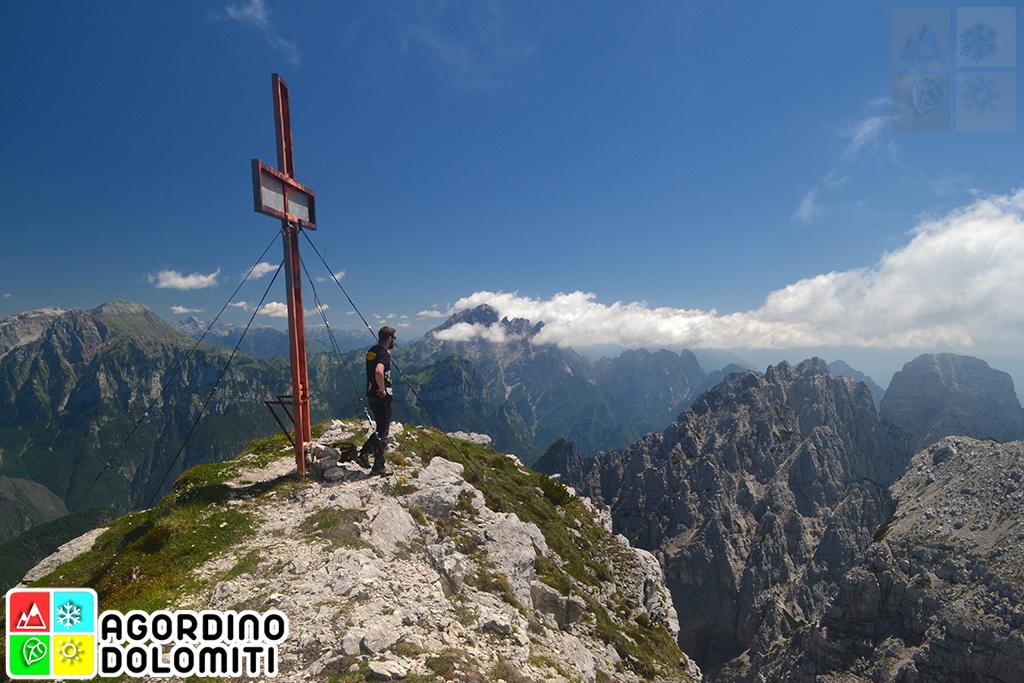 Rivamonte Agordino Dolomites Italy