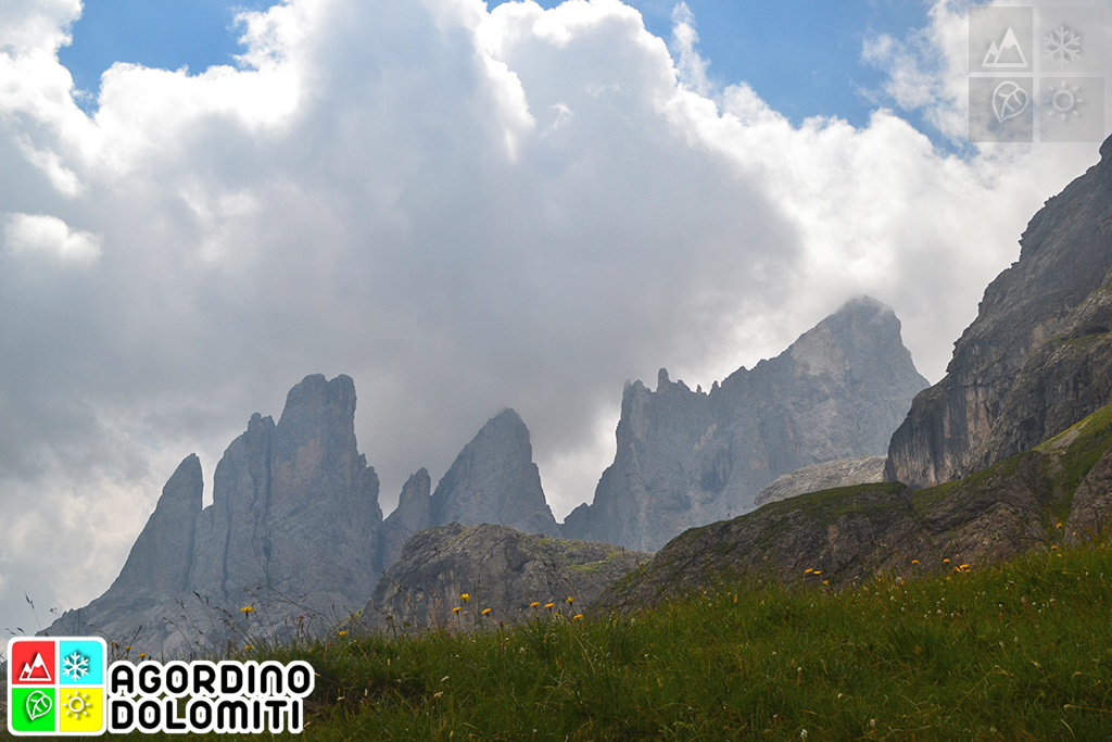 Passo Valles Dolomiti