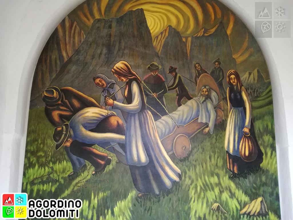 San Lucano Apostolo delle Dolomiti