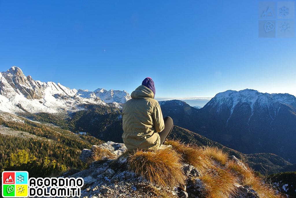La Valle Agordina Escursioni