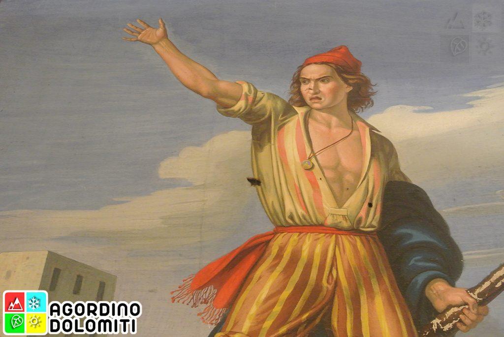 Palazzo Crotta - De' Manzoni di Agordo Agordino Dolomiti