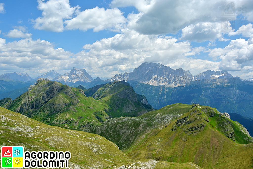 Lach dei Negher Lech dei Giai Dolomiti