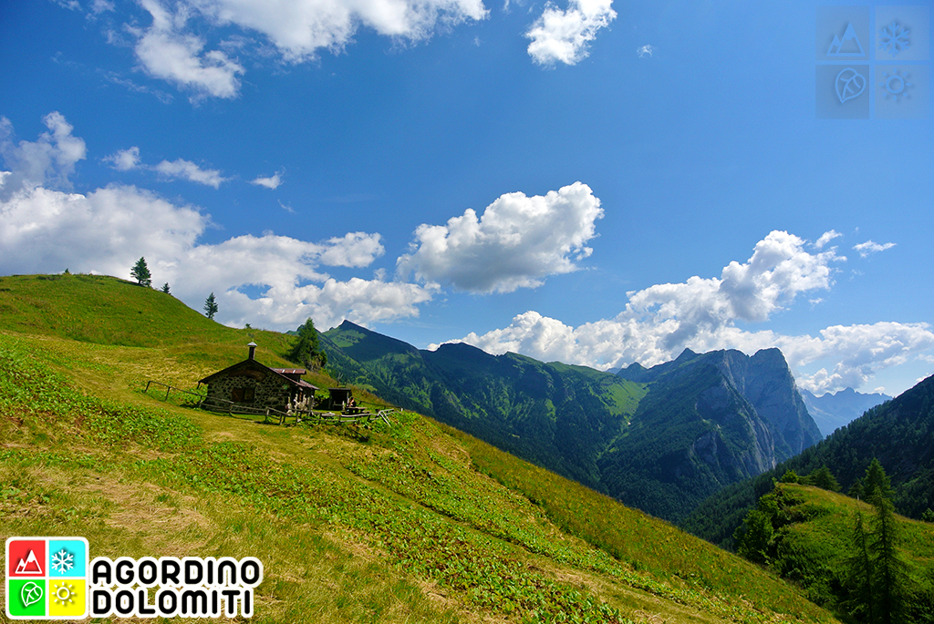 Casera Campigat Dolomiti
