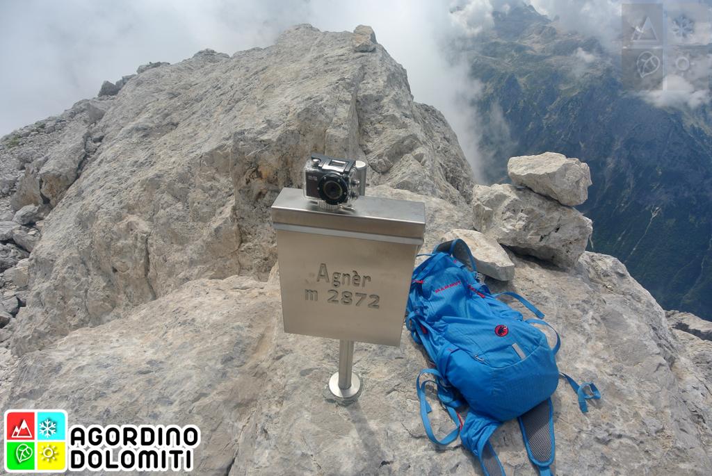Monte Agner Pale di San Martino